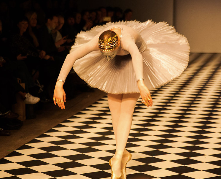 Maria Nilsdotter Stockholm Fashion week